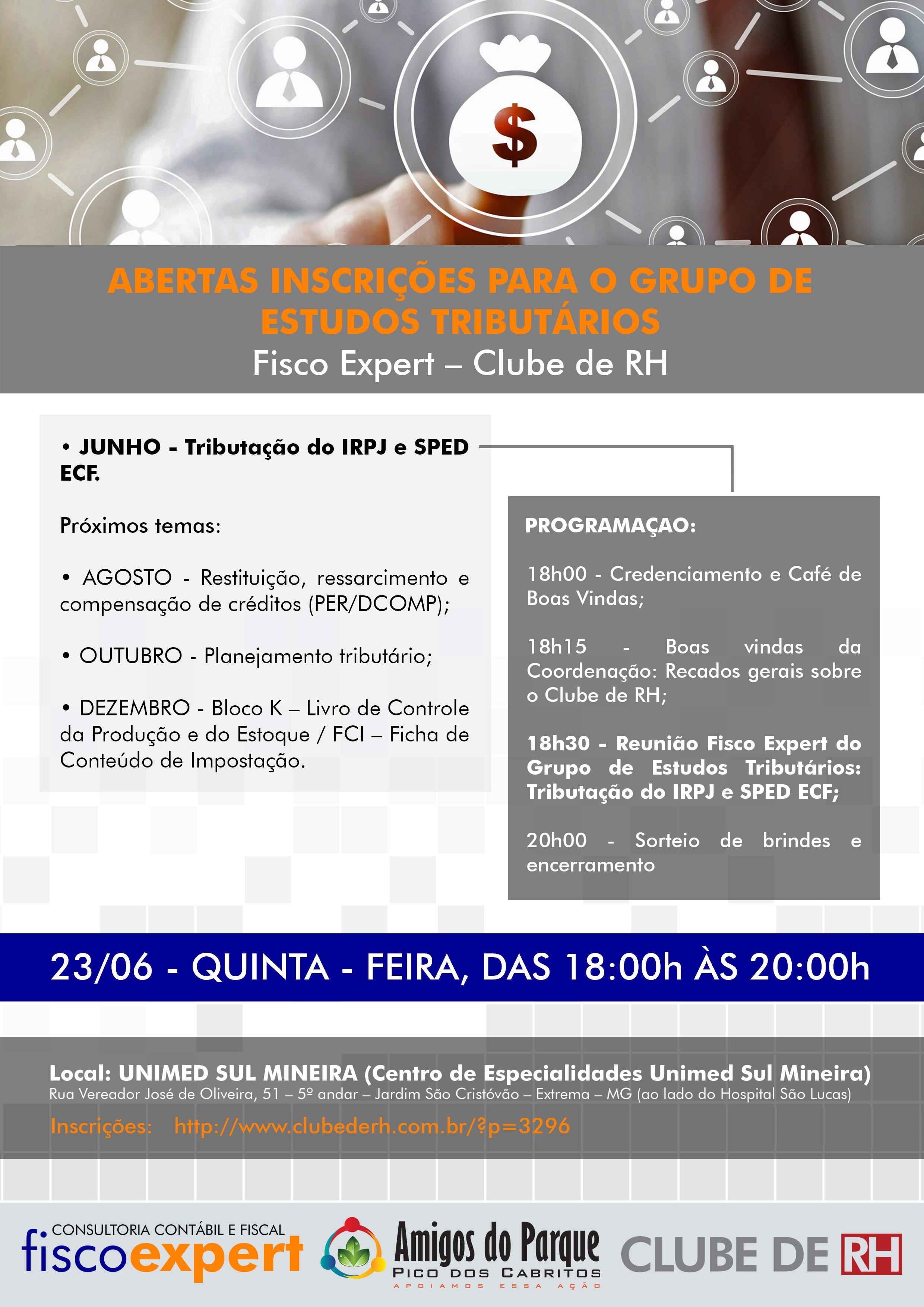 Fisco - Convite Reunião Junho Clube de RH II